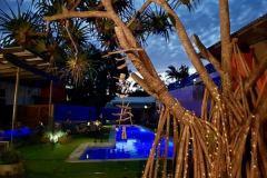 Loft-Noosa-pool-at-night-1