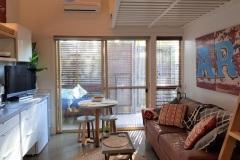 The Loft living area