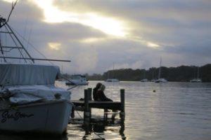 noosa-river-sunset